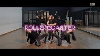 [Dance] CHUNG HA 청하 'Roller Coaster' Choreography Video 안무 영상