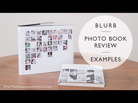 Blurb Photo Book Review