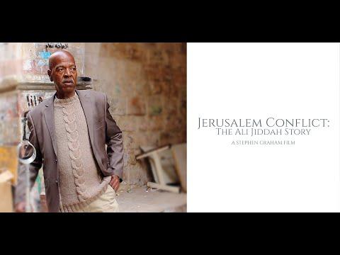 Jerusalem Conflict:  The Ali Jiddah Story Full UnCut Documentary (DEEP Must WATCH)