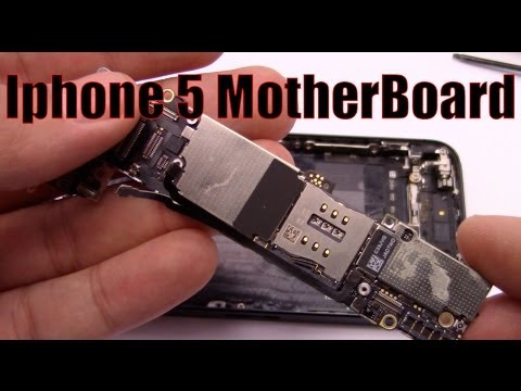 iphone 5 motherboard sostituzione scheda madre iphone 5 motherboard logic board 11015