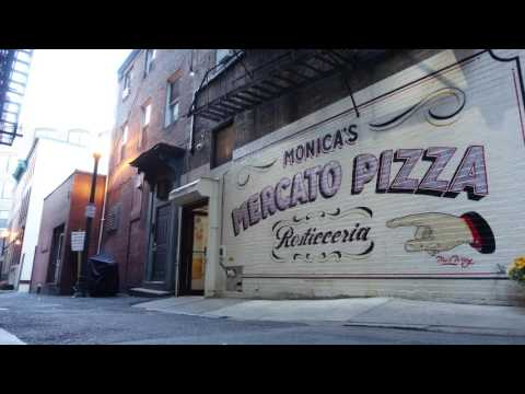 North End Boston Time-lapse