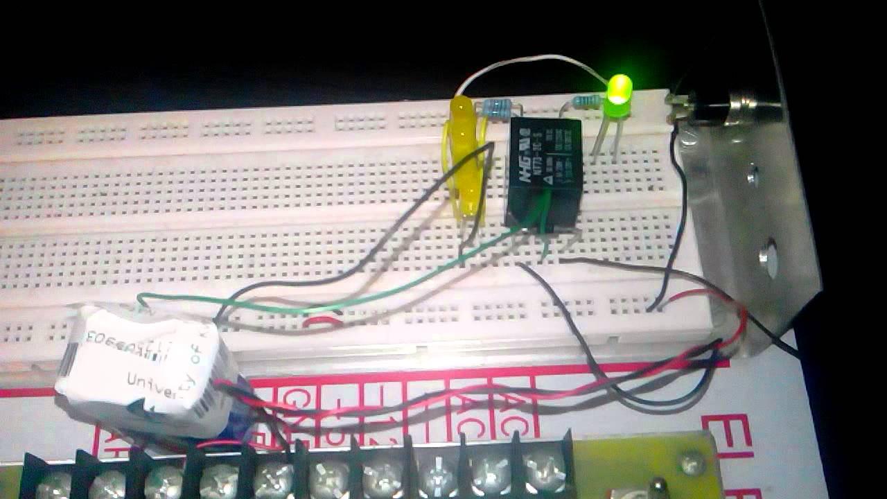 Led Based Automatic Emergency Light Youtube Circuit Using Ldr