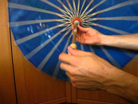 "32"" Hand Made Chinese Element Umbrella Parasol for Wedding"