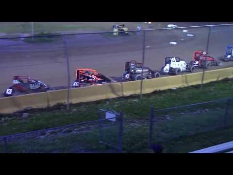 Chloe Andreas Racing - Hamlin Speedway 7/8/17, Rookie 600 feature