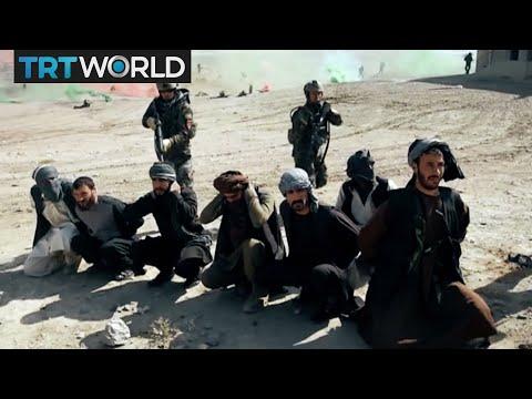 Afghanistan's deserting soldiers