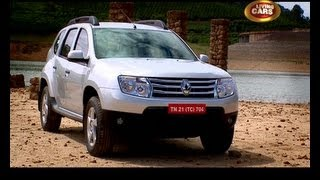 Test drive: Renault Duster - NewsX