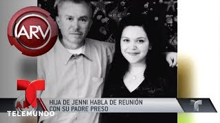 Hija de Jenni Rivera visitó a su padre en la cárcel | Al Rojo Vivo | Telemundo