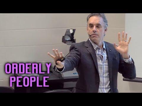 Jordan Peterson - Orderly People