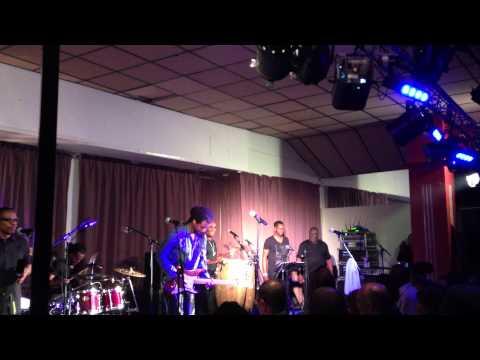 Tabou Combo solo guitare Dener Ceide live Marseille 06/2013