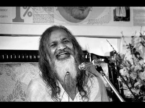 Maharishi Mahesh Yogi on Samadhi- 1970 Humboldt, California, 16 min