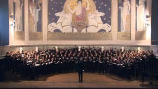 Schumann - An die Sterne (UniversitätsChor München)