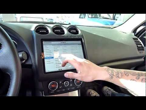 Amplified - IPad Nissan Altima Finished. IPad Chevy Truck Dash Install. EP15