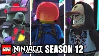 LEGO Ninjago Season 12 Minisodes and Trailer News - One MAJOR Mistake...