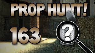 Repeat youtube video Best Teammates EVER! (Prop Hunt! #163)
