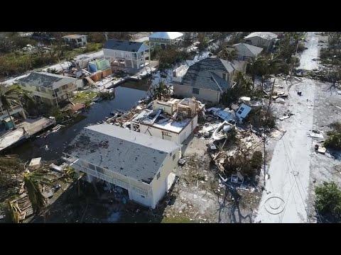 Massive recovery effort begins in Florida Keys