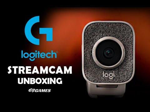 Logitech FULL HD StreamCam USB-C - White - Video