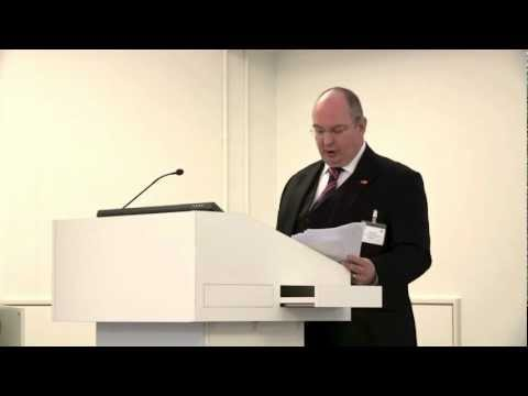 Procurement Conference 2012: Steve Shirley - Business Leader, Mastercard Worldwide