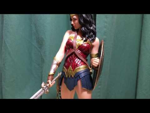 Wonder Woman Movie Artfx 1/6 scale statue Kotobukiya