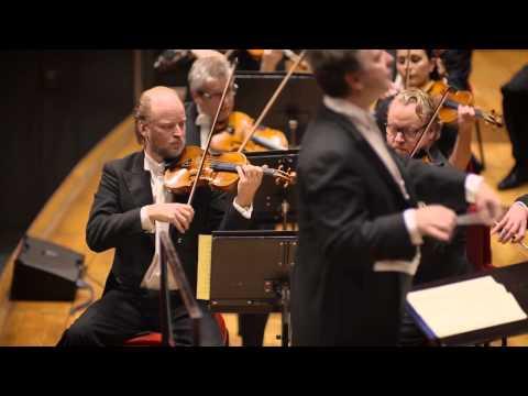 Mozart Symphony No. 40 / Royal Stockholm Philharmonic Orchestra / Sakari Oramo