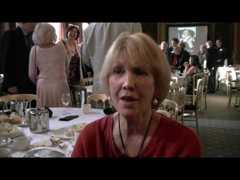 Annette Andre celebrating  Robert S Baker