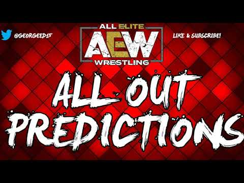 AEW All Out Preview & Predictions | Kenny Omega Vs Pac!