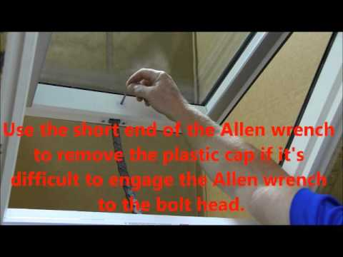 release chain from sash on a velux skylight youtube rh youtube com