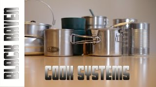 Hiking/Camping/Prepping Cook Systems