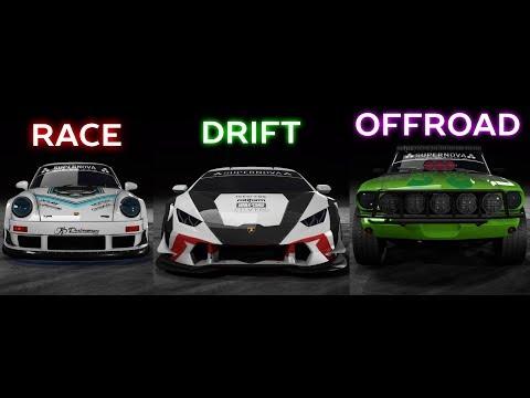 Best Car [RACE/DRIFT/OFFROAD]   NFS Payback