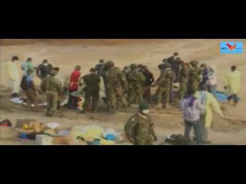 POLICE FORENSIC EXPERT FOUND DEATH BODIES AT TINTINBA IN WEST COAST REGION