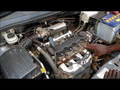 Chevrolet Aveo Low Power Issues Youtube