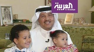 أبناء محمد عبده مطربين بالفطرة