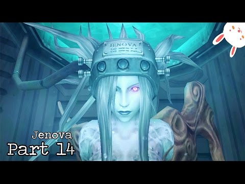 Crisis Core: Final Fantasy VII (Playthrough) PART 14 | Jenova