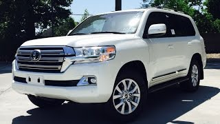 2016 Toyota Land Cruiser Full Review /Start Up /Exhaust /Short Drive