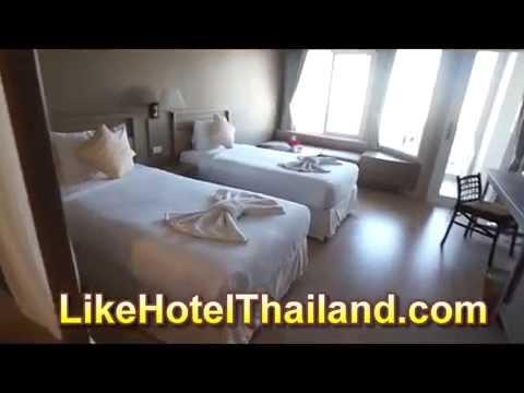 โรงแรมหัวหินโคโลเนด ดูทุกมุมของห้องสแตนดาร์ด ที่พักใกล้ตลาดโต้รุ่งหัวหิน