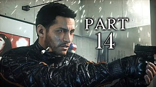 Battlefield Hardline Walkthrough Gameplay Part 14 - Dead Space - Campaign Mission 7 (PS4)