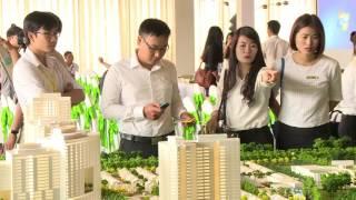 VIDC và STDA hợp tác phân phối tiểu khu Evelyne Gardens dự án Parkcity Hanoi
