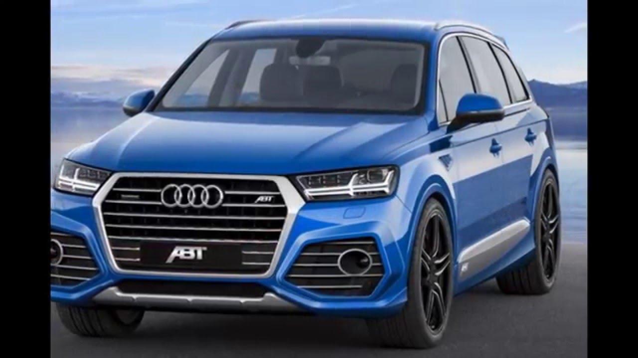 Audi q7 — полноразмерный кроссовер, выпускаемый компанией audi. Его премьера. Премьера второго поколения состоялась в январе 2015 года на.