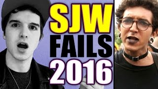 The Best SJW Fails of 2016
