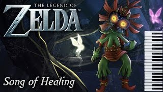 Legend of Zelda - Song of Healing (Majora