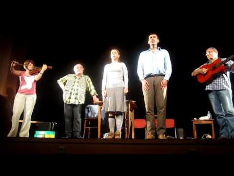 Scena fest 2011. Indjija - ''Gospodin Foka'' - zavrsna scena