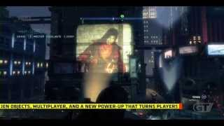 E3 2013 | Batman: Arkham Origins First Gameplay Footage [HD]