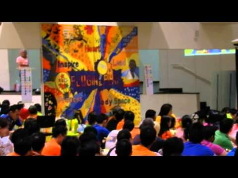Nestle Mural Painting Programme - Art Canvas