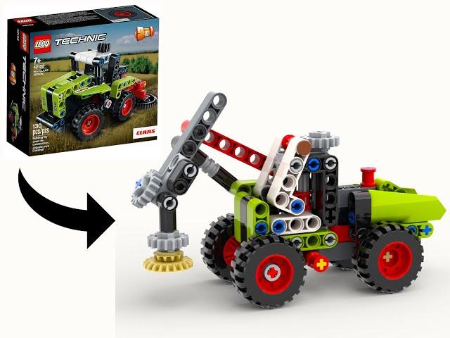 Lego 42102 C-Modell (Wood Harvester) [3.0]