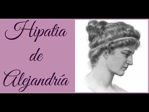 Hipatia De Alejandría - Biografía