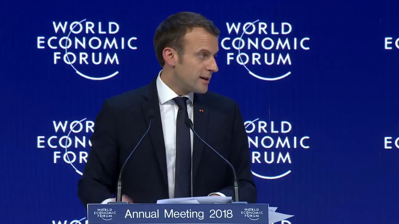 Special Address by Emmanuel Macron, President of France