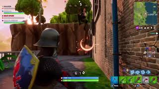 Without a Scratch Fortnite Battle Royale