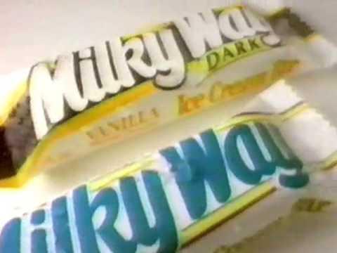 Milky Way Ice Cream Bars commercial - 1992 - YouTube