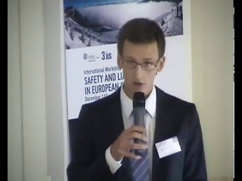 III - Safety and Liability Rules in European Ski Areas - Trento, 11 December 2015