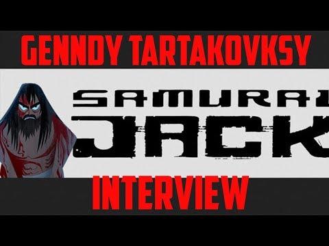 Samurai Jack Blu-Ray Box Set - Genndy Tartakovsky Interview