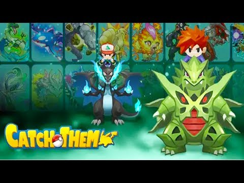 Catch Them Android Pokemon Related Games ᴴᴰ